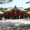 えびす様の総本社、西宮神社へ行ってきた