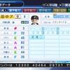 田中アグラワル(パワプロ2018オリジナル選手)