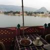 プシュカルの穴場!?眺めの良いルーフトップ・レストラン「Sanjay Roof Top Restaurant」
