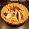 岡山駅の吾妻寿司で岡山ばら寿司をいただきました
