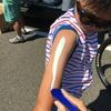 子どもにアグレッシブデザインの日焼け止めはアリか?