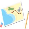 【サイトマップ】ブログの地図を書くよ。この見取り図で、どこに行けばいいか分かるね。