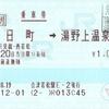 会津鉄道連絡券小変化