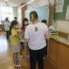 6年生:英語 会話のテスト