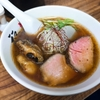 「季節の醤油ラーメン(牡蠣トッピング)」麺や福座