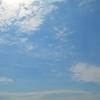 2018.07.14今朝空と朝ごはん