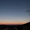 1月21日(火)晴れのち雨 明けの明星