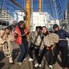 今年、スピリット・オブ・セイラーズは帆船Amiと強く協力します