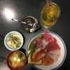 Sushiko3のランチ、チラシ寿司セット