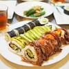 巻き寿司づくり/My Homemade Rolled Sushi, Makizushi/ซูชิโรล(มากิซูชิ)