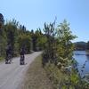 Quebec 州で自転車に乗るなら  La Route Verte