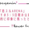 【花組】「恋スルARENA」感想3:3日間で印象に残ったことメモ