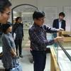「木の匠―木匠展in島根大学―」展ギャラリートークを開催