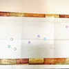 セリアにある材料で壁に貼れるマグネットボードを自作したよ