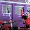 #942 祝!アーチェリー男子団体で初の銅メダル 「応援の力をすごく感じた」 記者会見