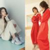 韓流歌手アイユ,ユニークな感性レトロファッション