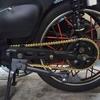 #バイク屋の日常 #ホンダ #スーパーカブ #C50 #カスタム #サンスター #スプロケット交換