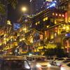 重慶の夜の街をぶらつく-洪崖洞の夜景。 GW重慶市-長江三峡-湖北省の旅(2)