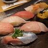 最近寿司にハマっています! 魚力 海鮮寿司 ルミネ立川店