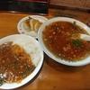 中浦和【風雅食堂】Aランチ(スタミナラーメンセット) ¥800(税別)