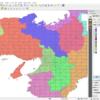 立体地図を作る -補足1 パズルのピースとして形を整える-