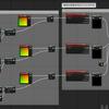 UE4でRGBずらしPostProcessMaterialを作る