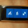 Microsoft Band 2 を買ってみた! その2(自転車のログ)