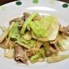【これで激変】一人暮らしの定番料理 キャベツともやしの肉野菜炒めの作り方