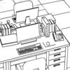 クリップスタジオの3D素材は使えず><