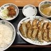 ダブル餃子定食~♪♪