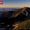 【南アルプス】赤石岳、花の楽園を越え赤石山脈の名を冠する盟主に登る