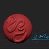 Zbrush: オブジェクトの形状を保ったままポリ数を下げる方法