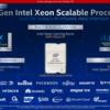 Intel、第3世代スケーラブルプロセッサ「Cooper Lake-SP」を正式発表