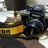 フィルムカメラ始めました-ニコンF2フォトミック-