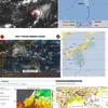【台風6号の卵】日本列島の南には台風の卵である熱帯低気圧(TS07W)が!気象庁の予想では27日06時までに台風6号『ナーリー』になる見込み!今のところ近畿~関東コースが有力!?気になる気象庁・米軍・ヨーロッパの予想は?