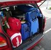 車へのキャンプ道具の積み込み方を紹介【余裕をもって準備しましょう】