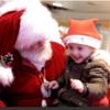 サンタさんと手話で会話すること
