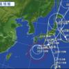 🌀台風10号、ライオンロックまもなく上陸。