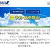 いよいよ今日から!2019年夏ダイヤ国内線特典航空券&ANASUPERVALUE販売開始