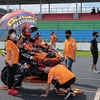 2021岡山国際サーキット選手権ST600第6戦