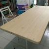 古いテーブルを木製風テーブルにアップデート!