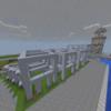【マイクラPE】港町建設開始!まずは仮置き。