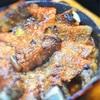 サトイモの薄切り豚肉巻き、チーズのグリル