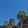 「アンコールワット遺跡群」ではまずは、「アンコール・ワット Angkoor Wat」から見にいくのが常道でしょう!!