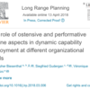 【D×B:No.10】The role of ostensive and performative routine aspects in dynamic capability deployment at different organizational levels(2018)