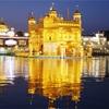 世界一周201日目 インド 〜闇夜に輝くスィク教の聖地「黄金寺院」(アムリトサル)〜