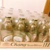 チャーンの炭酸水が可愛い❤️