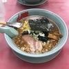 山岡家のプレミアム醤油を食べてきた。