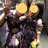 シンガポール航空ビジネスクラス搭乗記(福岡→シンガポール)/チビSQファーストフライト、SQガール達にとってもよくしていただいた【シンガポール紀行2】