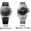 宇宙開発と時計の歴史 ~OMEGAとBREITLING~